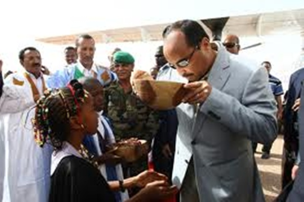 Néma president Aziz
