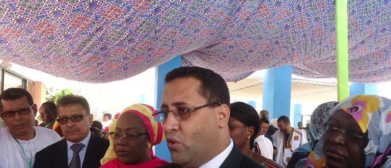 Article : Atelier régional de Nouakchott: SEM. Mokhtar Diay face à la presse