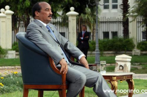 Article : «Mohamed Ould Abdel Aziz va-t-il lâcher réellement le pouvoir ?»