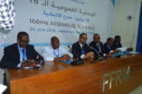 Article : La fédération mauritanienne de football innove par la base