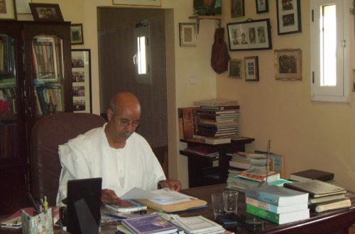 Article : Abdallah Sidya Ebnou , un écrivain captivant