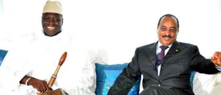 Article : Crise politique en Gambie : La diplomatie mauritanienne encore indécise