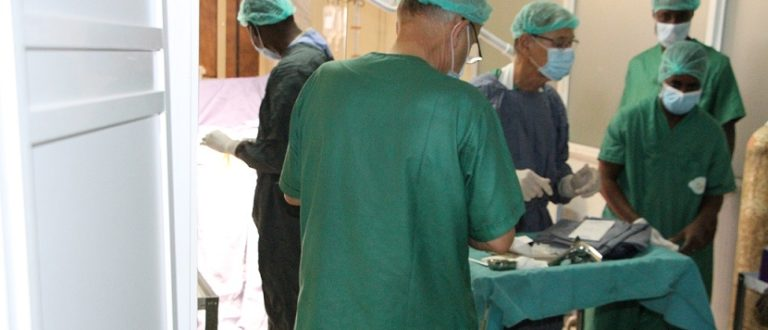 Article : Réparation des fistules obstétricales : une pathologie grave et taboue en Mauritanie