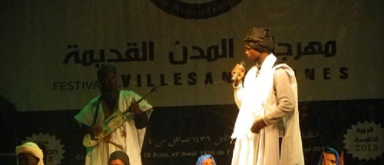 Article : Festival des Villes Anciennes : Ouadane sous le sceau du communautarisme