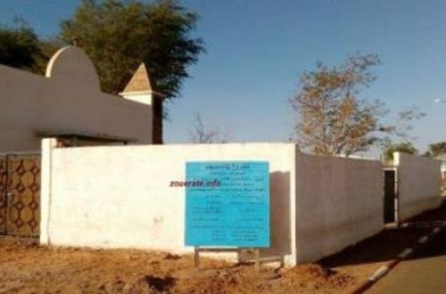 Article : Mauritanie : une mythique église transformée en mosquée à Zouerate