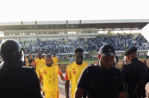 Article : FC Tevragh-Zeina Vs Al Merrikh : une amère défaite