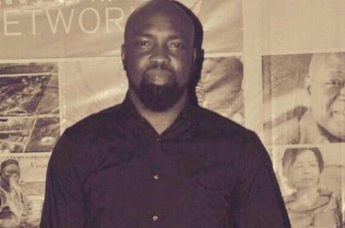 Article : Liberté pour Audu Maikori, artiste nigerian