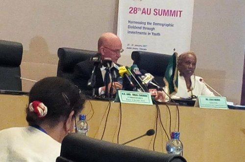 Article : UA : selon le commissaire Paix et Sécurité il faut « une force de réponse rapide en Afrique »