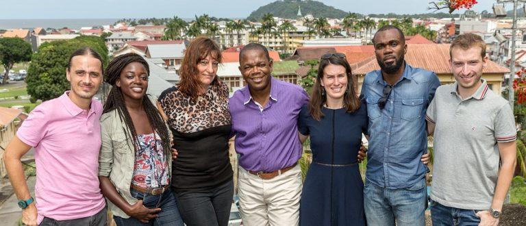 Article : UPF Guyane la nouvelle section de l'UPF l'Union Internationale