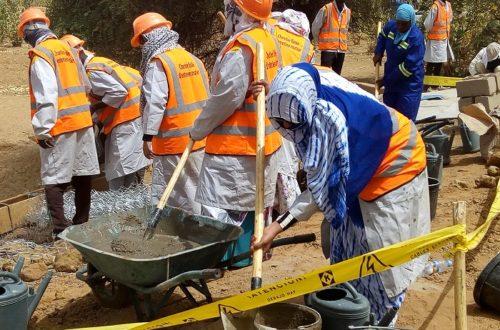 Article : Projet «Chantier-Ecole d'entretien routier » d'Aleg : Ces jeunes filles mauritaniennes qui ont brisé les tabous