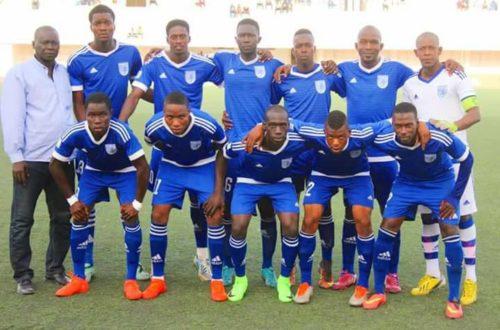 Article : Championnat national de Première Division de football : L'ASAC Concorde détrône le FC Tevragh-Zeina