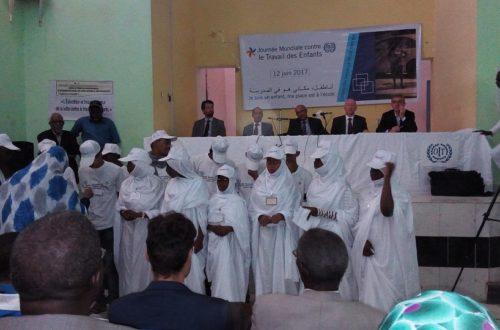 Article : Journée mondiale contre le travail des enfants : situation alarmante en Mauritanie