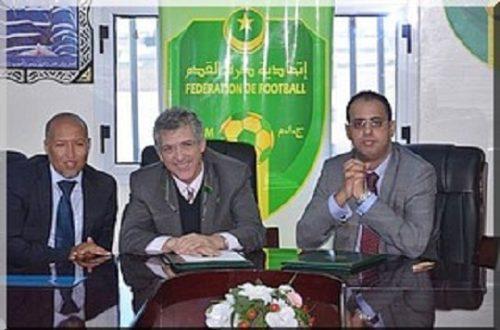 Article : Arrestation du président de la Fédération espagnole de football : en 2014, Angel Maria Villar était à Nouakchott