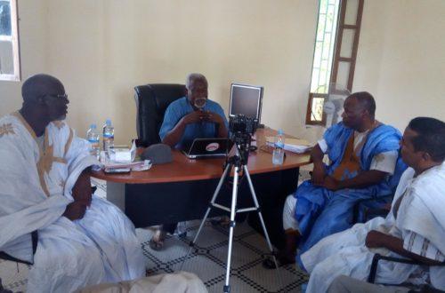 Article : Papotage avec Boubacar Ould Messaoud, Président de SOS Esclaves