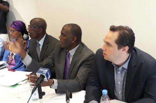 Article : Renvoyée de Mauritanie, la délégation américaine se penche sur l'esclavage depuis Dakar