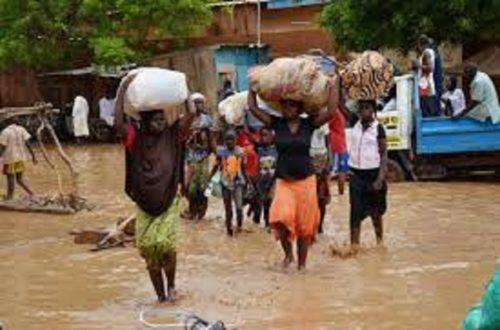 Article : Sinistres en Mauritanie : la situation nutritionnelle et alimentaire risque de se compliquer