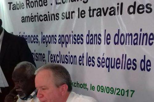 Article : Après son expulsion par la Mauritanie vers la France, la délégation américaine se rend à Dakar