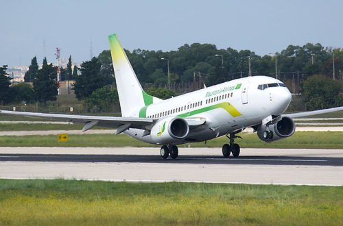 Article : Mauritania Airlines, compagnie nationale ou compagnie arnaque