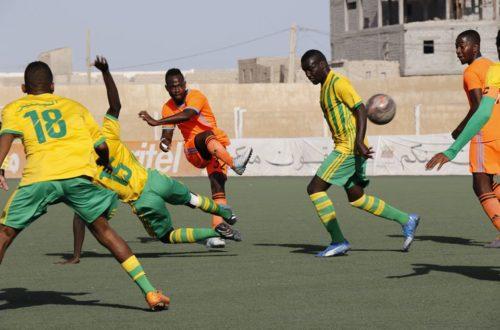 Article : 4ème journée Championnat D1 : La Police cartonne et Teyssir Atar plonge à Nouadhibou