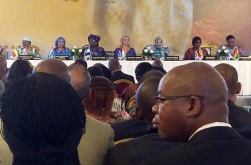 Article : A Abidjan, les Premières Dames du Sahel s'engagent pour le changement social