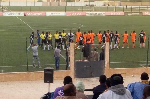 Article : FC TVZ-FC NDB (1-1) : le classico a tenu toutes ses promesses