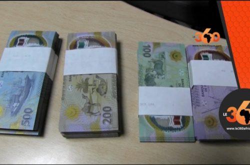 Article : Secret d'Etat : voilà le coût faramineux des nouveaux billets…