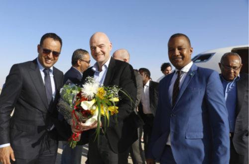 Article : Sommet de la FIFA Nouakchott : la presse sportive OUT !