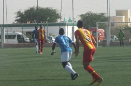 Article : ASAC Concorde-Espérance de Tunis (1-1) : Les Concordiens sauvent l'honneur du foot mauritanien