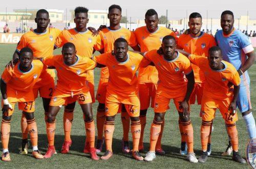 Article : Coupe de la CAF : FC Nouadhibou réalise un bel exploit face à Africa Sport (1-1)