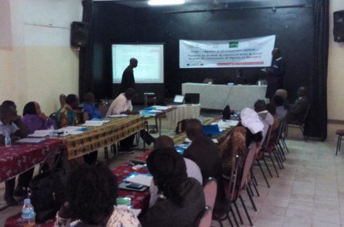 Article : Formation de représentants de migrants à Nouakchott sur les droits de migrants et droits de travail