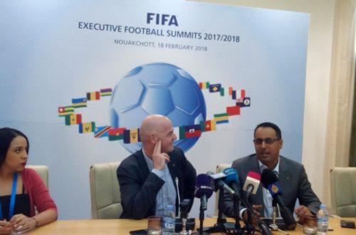 Article : Sommet Exécutif de la FIFA à Nouakchott : aucune décision prise mais d'importants chantiers pour le football mondial