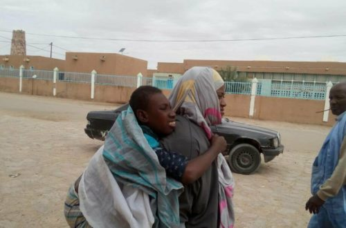 Article : Caravane médicale d'Atar : l'équipe du Dr.Sneiba du CHU Ibn Rochd de Casablanca au secours des malades mauritaniens