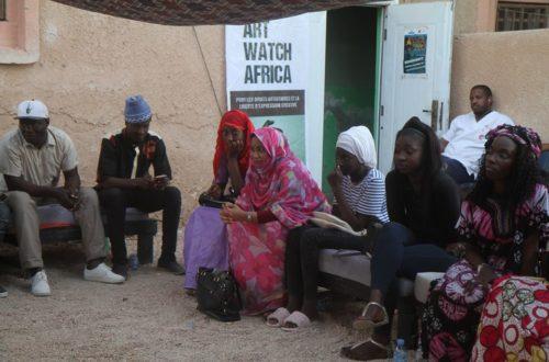Article : Arterial Network Mauritanie : Arterial Day et le premier Fonds Mauritanien pour la Culture