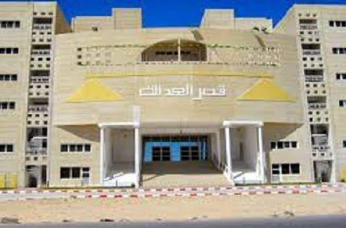 Article : Esclavage : la cour criminelle de Nouadhibou prononce des peines de dix et vingt ans de prison