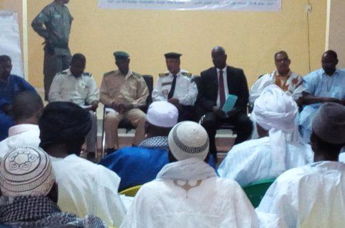 Article : Les Imams du Guidimagha à l'école de la Loi et de la Fatwa sur l'esclavage