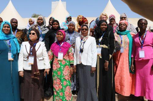 Article : A Nouakchott, les religieux du Sahel engagés pour l'autonomisation des femmes et le dividende démographique