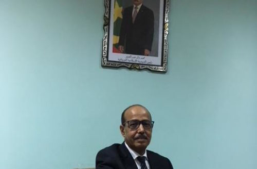 Article : « La Mauritanie, leader régional  en matière antiterroriste »