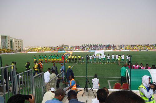 Article : Eliminatoires CAN U-20, la Mauritanie et le Nigéria dos à dos (1-1)