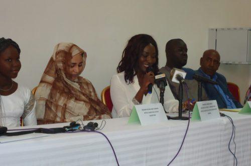 Article : De Nouakchott, Coumba Gawlo plaide pour le développement du Sahel