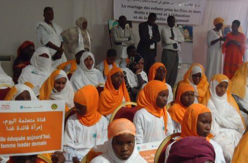 Article : La Mauritanie engagée à bannir le mariage des enfants