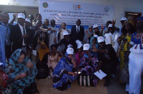 Article : Mabingué Ngom, entre séances de travail et bain de jouvence à Nouakchott