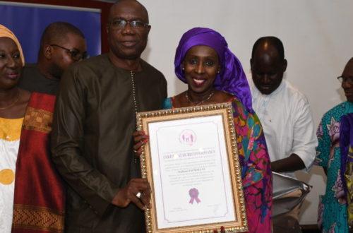 Article : La Société civile rend hommage à Mme Fatimata Sy