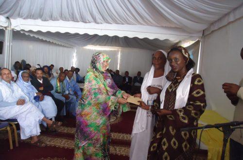 Article : Pétition signée par le Chef de l'Etat et Prix du meilleur stand, un double succès pour la Coalition mauritanienne du lait local