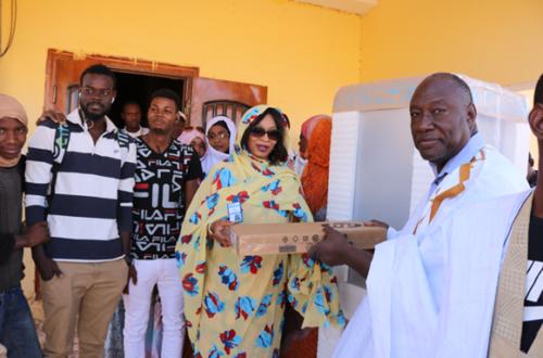 Article : « LES JEUNES EN PREMIER » une constante du partenariat Mauritanie-UNFPA