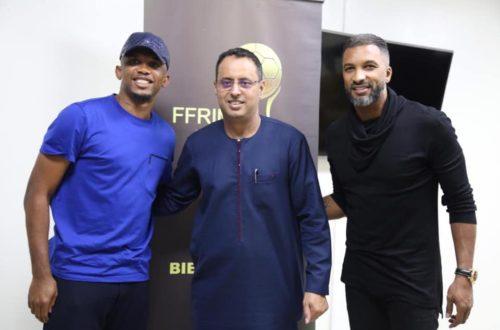 Article : Mauritanie : le président de la Fédération de football utilise la cérémonie des Awards pour son image