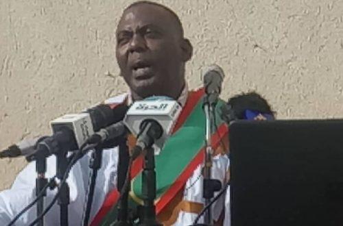 Article : «Je suis un nouveau député qui viens avec un nouveau style» Dixit Birame Dah Abeid