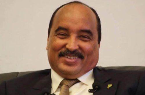 Article : Mohamed Abdel Aziz renonce à un 3ème mandat et ouvre un boulevard vers une transmission pacifique du pouvoir