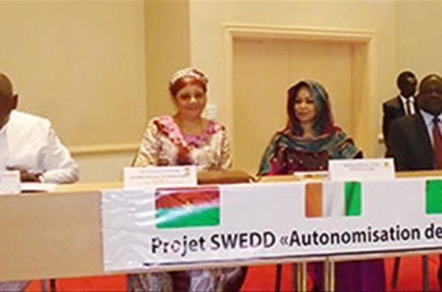 Article : Les femmes et les filles au cœur d'une rencontre des pays SWEDD à Nouakchott du 12 au 15 février 2019