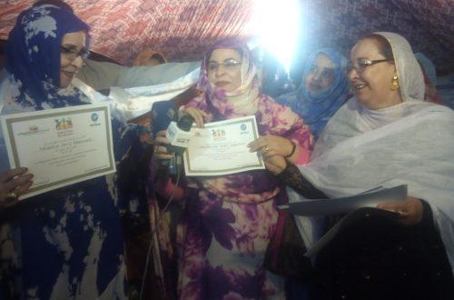 Article : «La Mauritanie D'Abord » honore la «Mère Exemplaire»