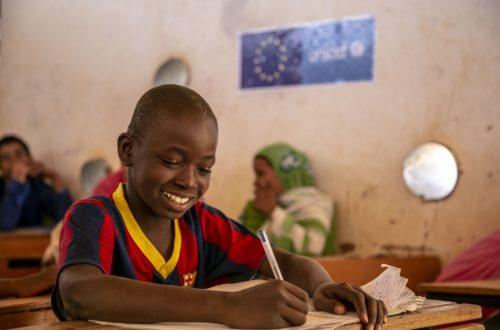 Article : L'UE et l'UNICEF aux chevets des enfants de MBerra